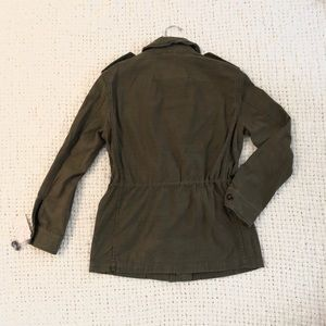 Free People Jackets & Coats - Free People utility jacket
